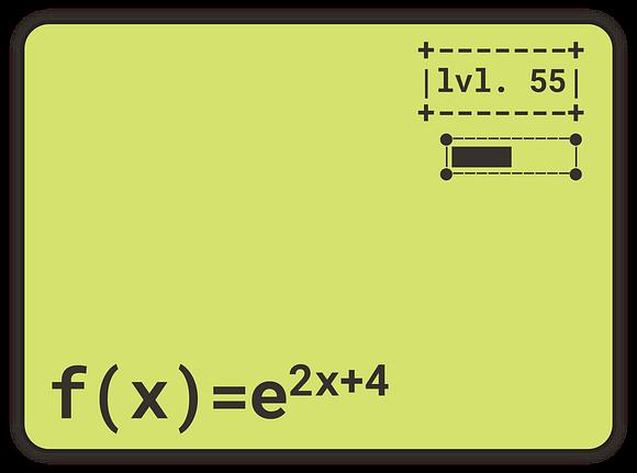 A calculus derivative problem with e^u has generated