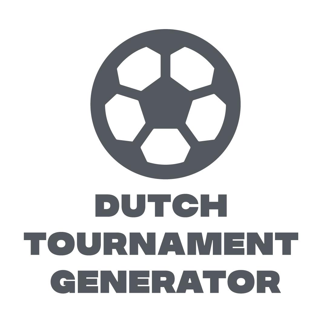 I created a 3v3 randomly generated Dutch Blitz or Swiss Tournament generator.